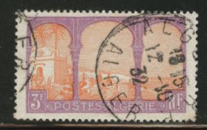 ALGERIA Scott 64 used 3fr 1926 stamp CV$1.40