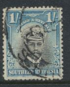 Southern Rhodesia SG 10 Used good colour