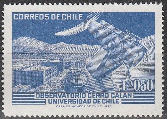 Chile #426 MNH (K1811L)