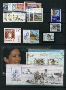Greenland Year set 2006 Mint
