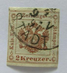 Austria  SC #P6  Used stamp
