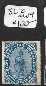 PARAGUAY (PP2604B) LION  SC 2  MOG