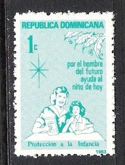 DOMINICAN REPUBLIC RA97 MNH S250