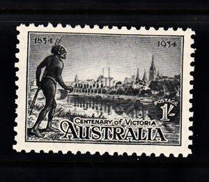 AUSTRALIA SC# 144 MH - SALE TO A USA ADDRESS ONLY