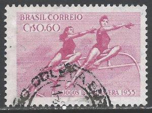 BRAZIL 828 VFU Z3872-1