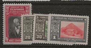 Nickel Auction. Ecuador 400-412 m
