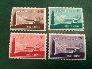 ICOLLECTZONE  Vietnam 266-269 VF Nh