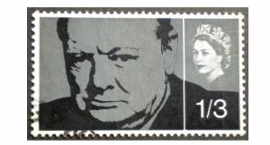 GREAT BRITAIN 1965 SCOTT # 421P. USED.