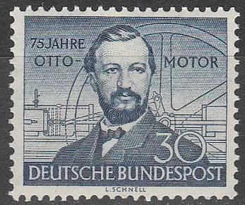 Germany #688 MNH  CV 24.00  (A12582)