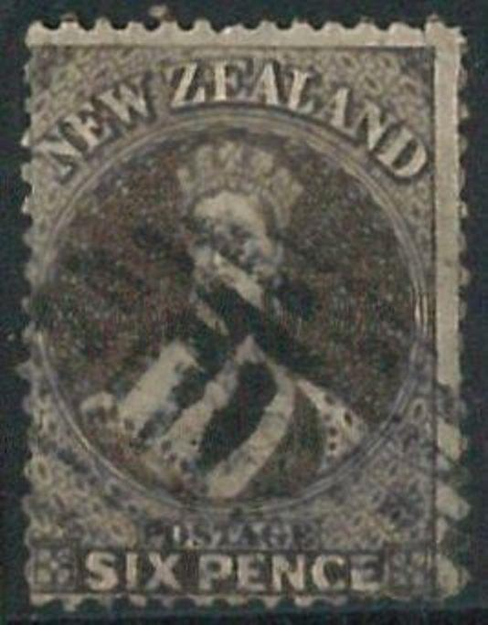 70531 -  NEW ZEALAND - STAMPS: Stanley Gibbons #  75 -  USED