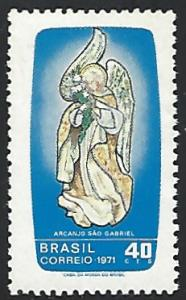 Brazil #1199 Mint No Gum As Issued Single Stamp