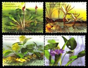 Malaysia 2002 Scott #882-884 Mint Never Hinged