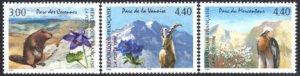 Scott #2514-6 National Parks MNH