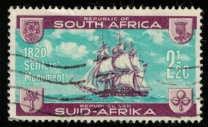 South Africa, 1962, 21/2 cents, MC #311 (T-6907)