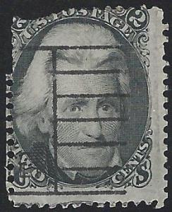 Scott 73, Used, 1861 Issue
