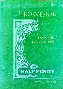 Auction Catalogue Aurelius GREAT BRITAIN EDWARD VII POSTAGE STAMPS