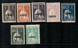 Azores #237//237J  Mint  Scott $66.75