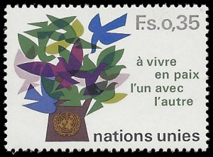 UN Geneva 1978 #73 Mint NH