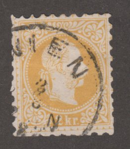Austria 27 Franz Josef  1867