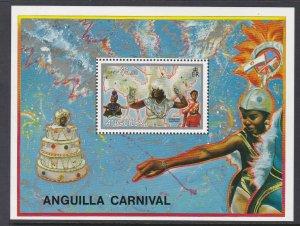 893 Anguilla Carnival SS MNH