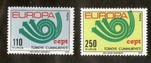 TURKEY 1935-6 MNH SCV $10.00 BIN $5.50 EUROPA