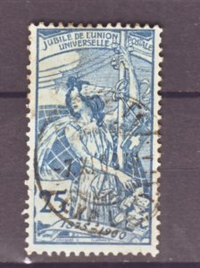 J22370 Jlstamps 1900 switzerland hv of set used #100 upu