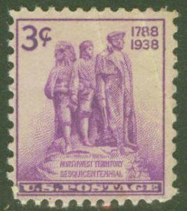 USA Scott 837 MNH** Northwest Terratory stamp