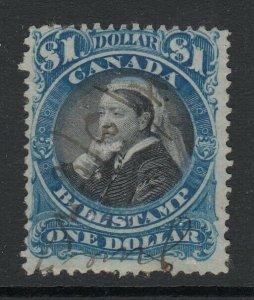 Canada (Revenue) van Dam FB52, used (corner crease)