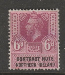 UK GB Northern Ireland Stamp 2-16-d3 nice