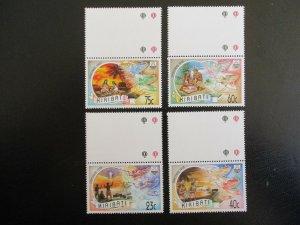 Kiribati #613-16 Mint Never Hinged (N7M0) WDWPhilatelic