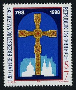 Austria 1755 MNH Salzburg Archdiocese