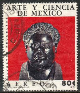 MEXICO C442, Art & Science (Series 4) Musicians, S REVUELTAS. USED. F-VF. (1311)