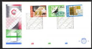 Netherlands 1981  FDC 192  PTT Centenaries