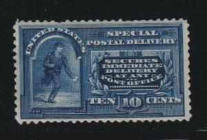 US E5 10c Special Delivery Mint VF OG NH SCV $475