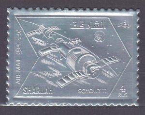 1972 Sharjah 1061silver Soyuz 11 10,00 €
