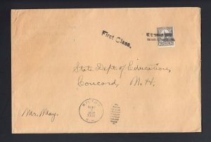 Wilton, NH 1935 15c US Savings Stamps/on sale at Post Offices - UNUSUAL