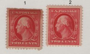 375 1910 2c Washington