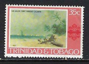 TRINIDAD & TOBAGO 265 VFU A326-10