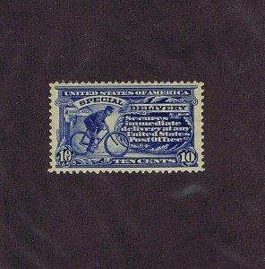 SC# E6 UNUSED ORIG GUM MNH 10C SPECIAL DELIVERY, 1902, 2019 PSAG CERT GRADED 95