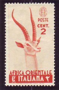 Italian East Africa #1 MH