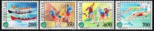 Faroe Islands #193-6  MNH CV $6.00 (X9309)