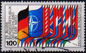 Germany.. 1980 100pf S.G.1914  Fine Used