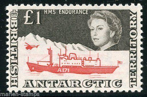 BRITISH ANTARCTIC TERRITORY  SCOTT#24 MINT NEVER HINGED