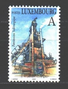 Luxembourg. 2000. 1514. Luxembourg industry. MNH.