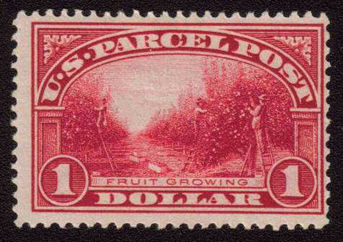 MALACK Q12 Fine+ OG Hr, fresh stamp n5808