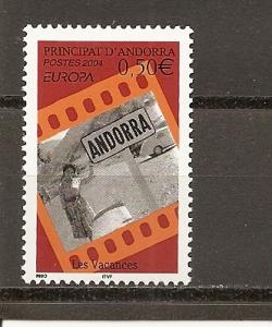 Andorra - French 584 MNH