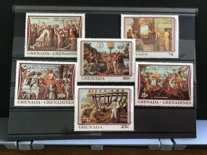 Grenada Raphael  mint never hinged   stamps R31781