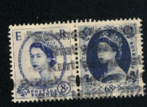 Great Britain    Pair  used  PD