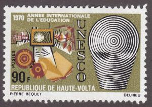Burkina Faso 219 International Education Year 1970