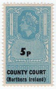 (I.B) Elizabeth II Revenue : County Courts (Northern Ireland) 5p